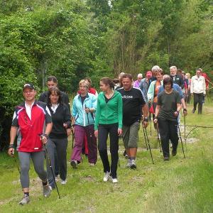 Disziplin Nordic Walking (Foto: Peter Metzger)