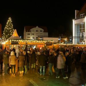 Winterglühen (Foto: Stadt Gersthofen)